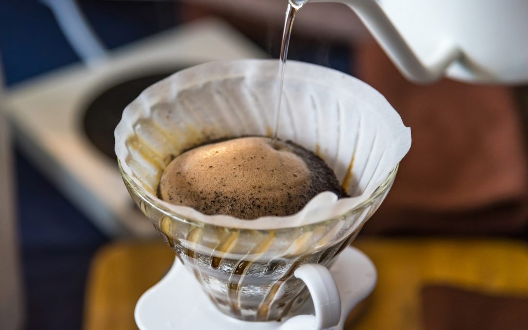 How to improve your pour-over coffee with a simple hack
